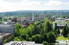 Salem Oregon Downtown