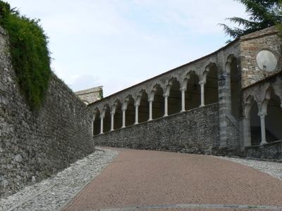 Salite Castello Udine