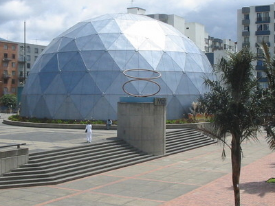 Maloka Dome Theater