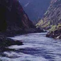 Salmon River Montañas