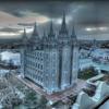 Salt Lake City Temple Overview UT