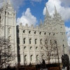 Salt Lake City UT Mormon Temple