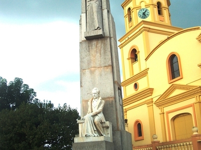 Salvador Brau Monument