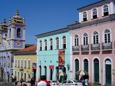 Salvador De Bahia Street View