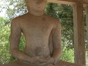 Samadhi Estatua