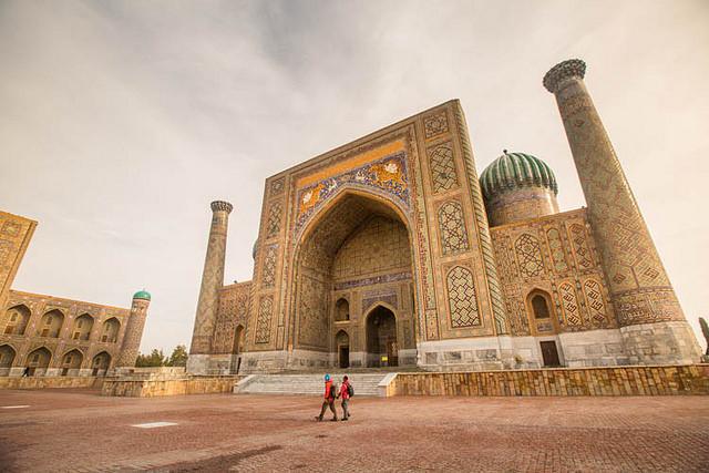 Unforgettable Vacations in Uzbekistan Photos