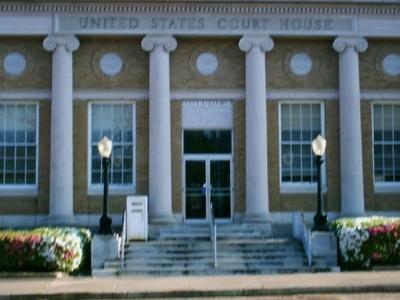 Sam  B .  Hall  U . S .  Couthouse