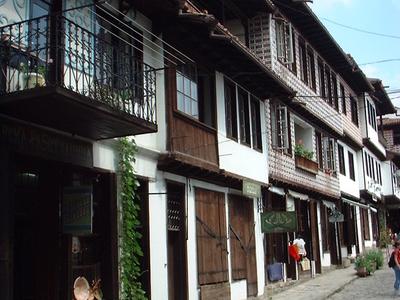 Samovodska Charshiya Street