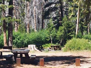 Muestra Meadow Campground
