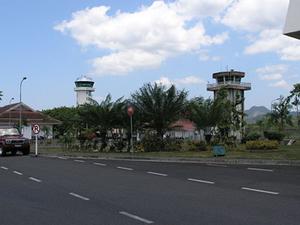 Sam Ratulangi Aeropuerto Internacional