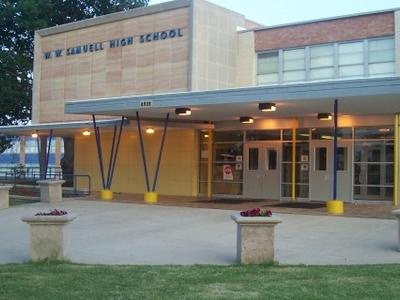 W. W. Samuell High School