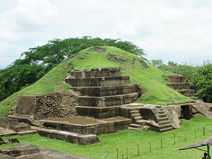 San Andrés Ruínas
