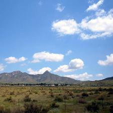 San Augustin Mountains
