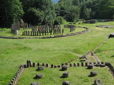 Andesite Sanctuaries, Sarmizegetusa Regia