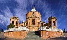 Sanctuary Of The Madonna Di San Luca