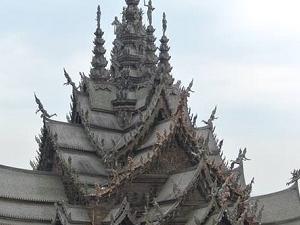 Sanctuary of Truth Pattaya Half Day Tour Fotos