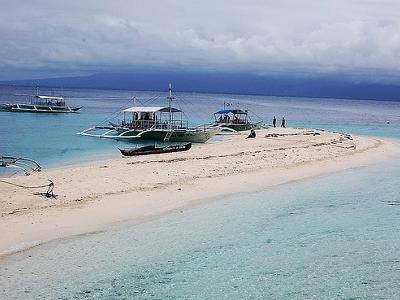 Sand Bar - Cebu Island