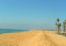 Sand Beach At Newport
