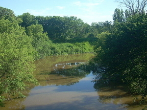 Sand Hill River