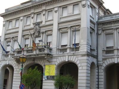 The Palazzo Del Municipio