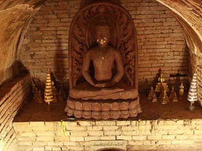 Sand Stone Buddha