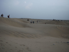 Sand Sunes Sum Rajasthan