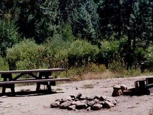 Flat Campground Sandy