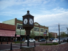 Sanford Downtown Clock