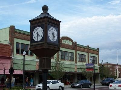 Sanford  Downtown  Clock