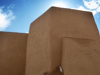 San Francisco De Asis Church Ranchos De Taos