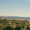 San Francisco Bay From Berkeley Hills