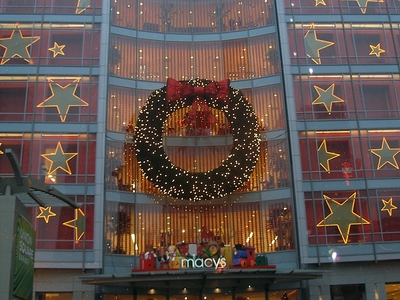 The Macy's Flagship Store At Union Square
