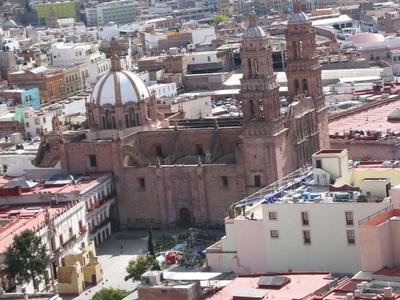 San Francisco Zacatecas