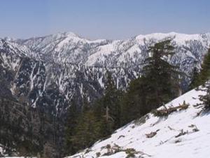 Montañas de San Gabriel