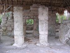 San Gervasio Ruins - Quintana Roo - Mexico