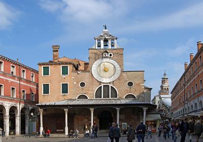 Church Of San Giacomo Di Rialto