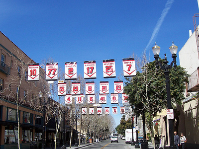 San Jose Street View CA