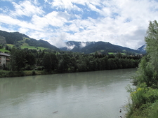 Sankt Johann Im Pongau, View Of Town From Station