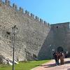San Marino Castle Entrance