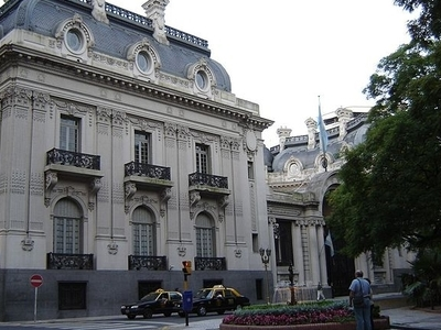 The San Martín Palace