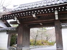 Sanmon Gate To The Temple