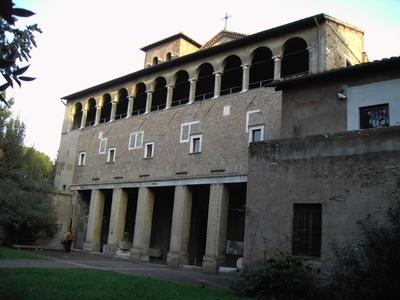 Church Of San Saba