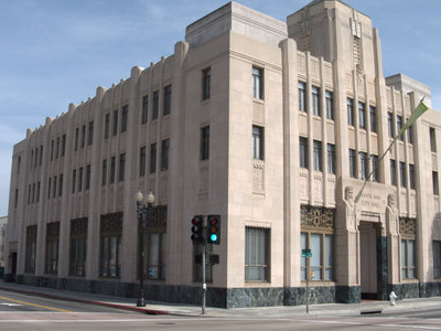 Santa  Ana  City  Hall