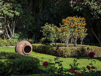Santa Catalina Garden
