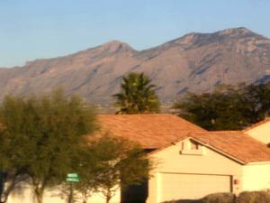 Montañas de Santa Catalina
