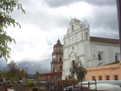 Santa Cruz Del Quiche