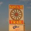 Santa Fe Trail Sign