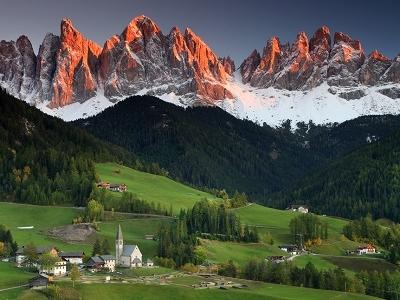 Santa Maddalena - Geisler - Dolomites