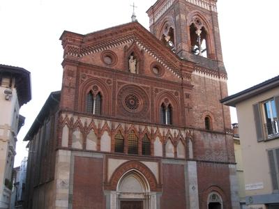Santa  Maria  Strada  Monza
