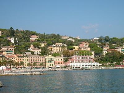 Santa Margherita Ligure Bay